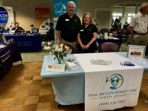 Home Care Services East Cobb GA - Real McCoy Home Care Celebrates at East Cobb Community Fair