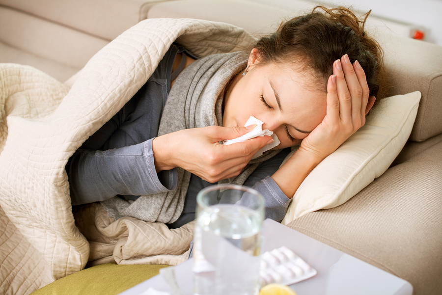 How Can You Still Be a Caregiver When You're Sick?