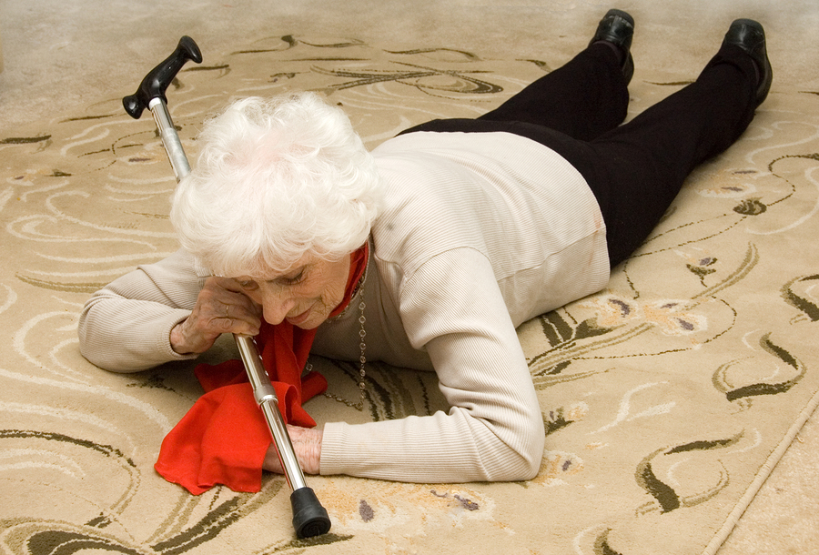 Elderly Care Johns Creek GA - Five Things You Need to Do if Your Senior Falls