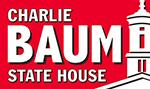 Charlie Baum for State House Logo