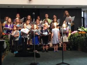 ketzev choir