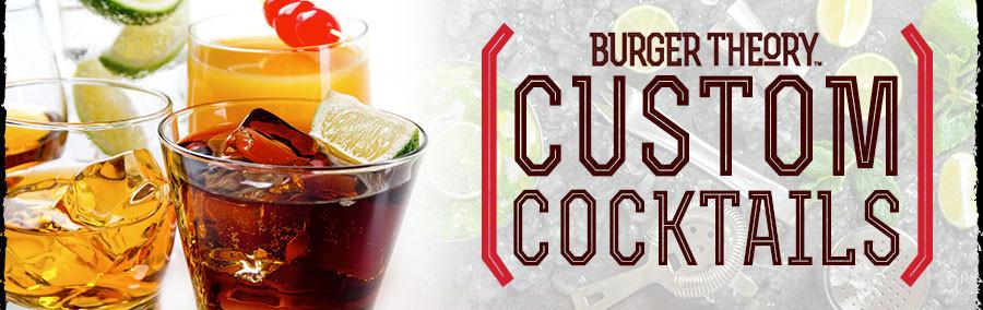 Burger Theory Nampa Custom Cocktails