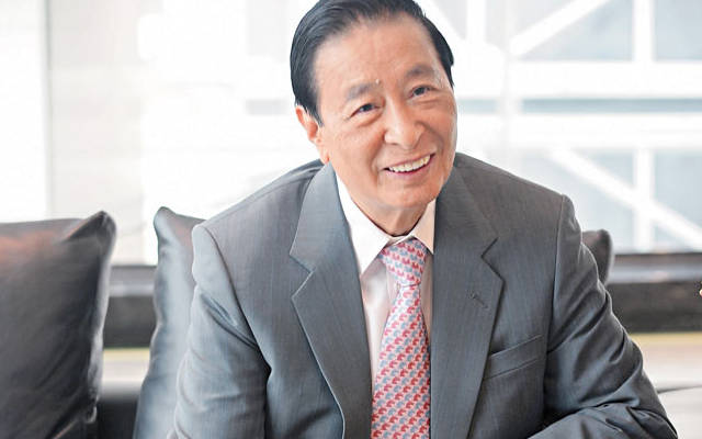 Wealthiest Man in Hong Kong Shau Kee Lee Quotes