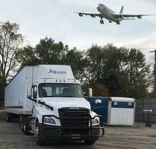 michigan logistics company