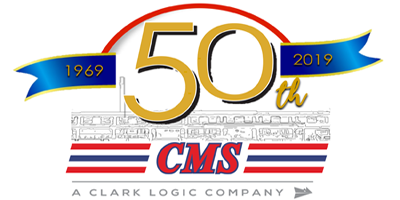 anniversary logo logistics company