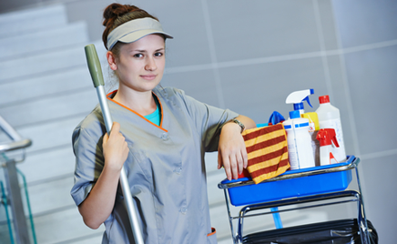 industrial janitorial company