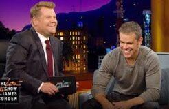 Boston Accent Lesson From Matt Damon