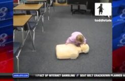 ABC News Anchor Has Laughing Attack On Air Over CPR Baby