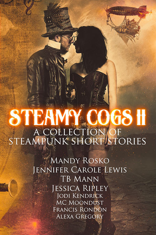 Book Cover: Steamy Cogs II
