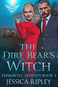 Book Cover: The Dire Bear's Witch