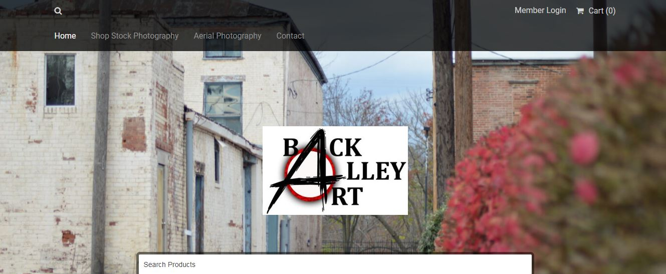 Back Alley Art Photography