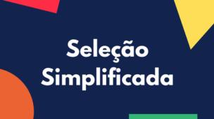 Olinda abre seleção simplificada 2018