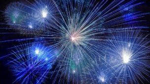 Festa de ano novo em Jaboatão