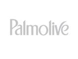 Palmolive Logo, grey