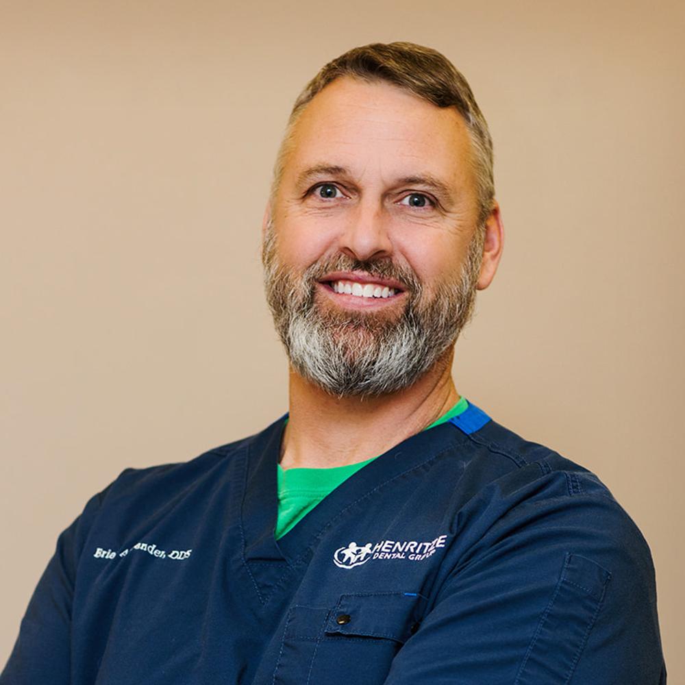 Dr. Brian Alexander - Henritze Dental