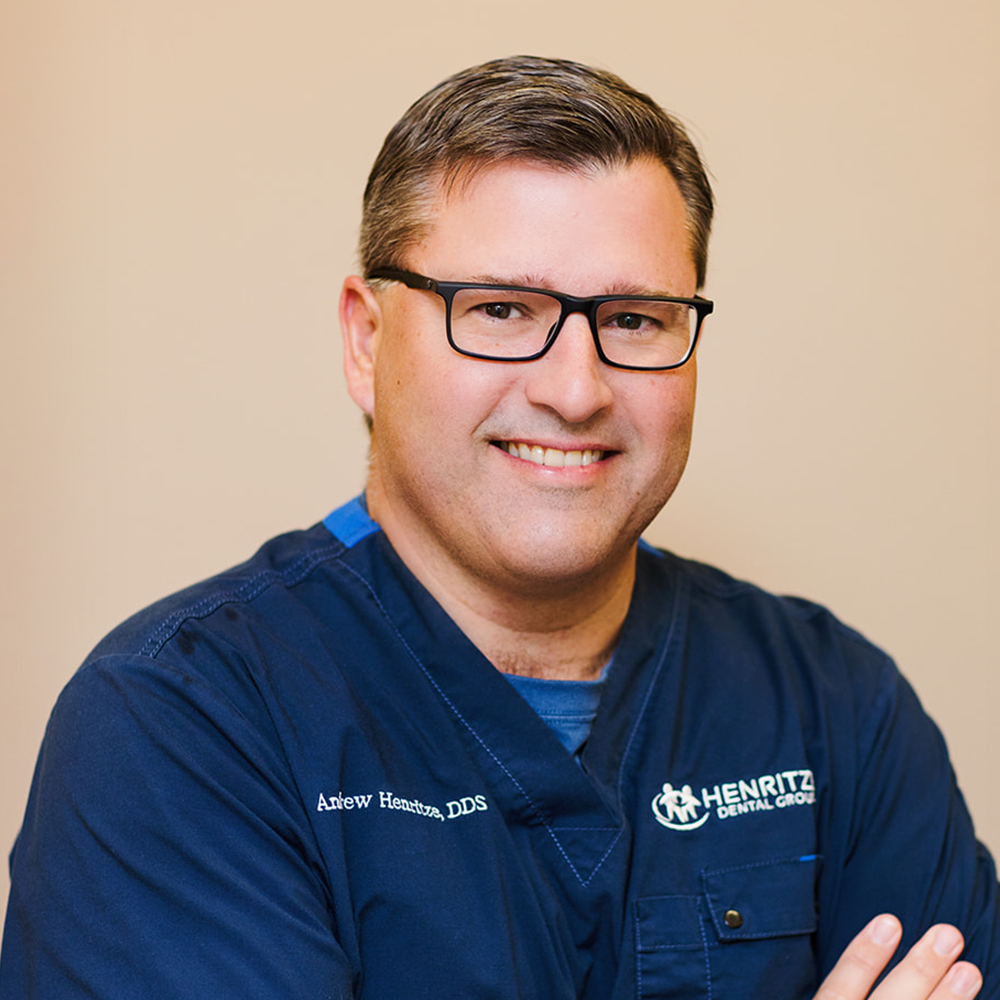 Dr. Andrew Henrtize - Henritze Dental