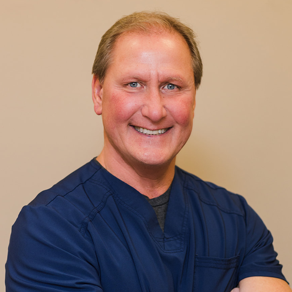 Dr. James Jordan - Henritze Dental