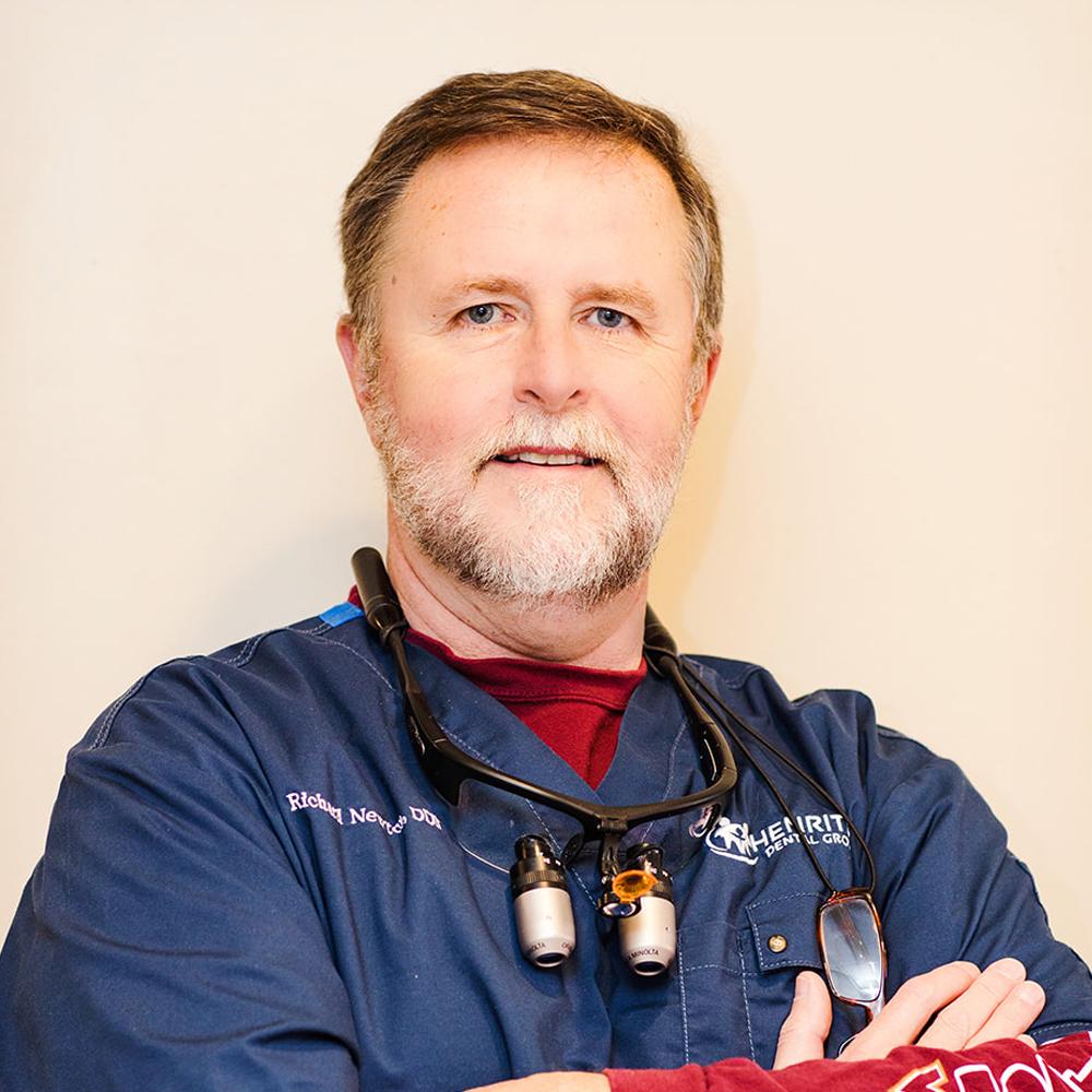Dr. Richard Newton - Henritze Dental