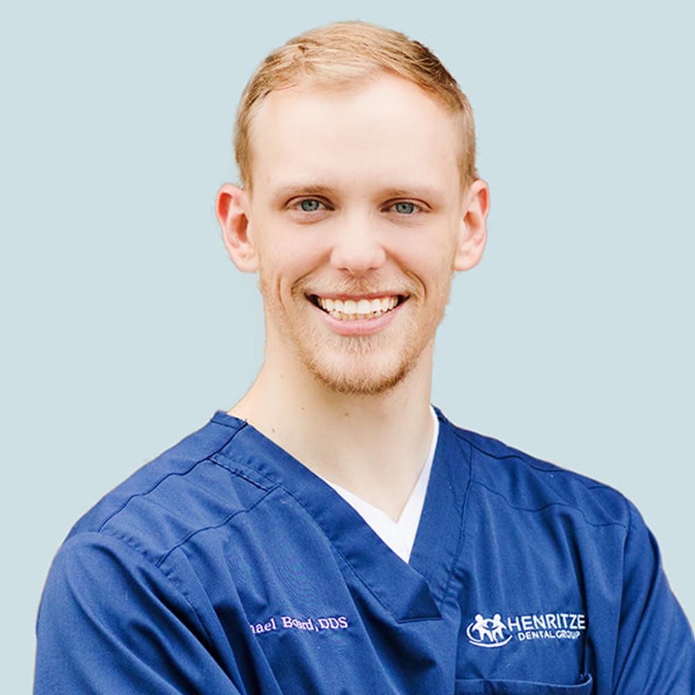 Dr. Michael Board - Henritze Dental
