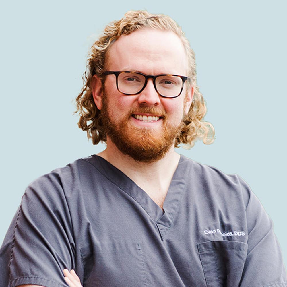 Dr Evan Reynolds