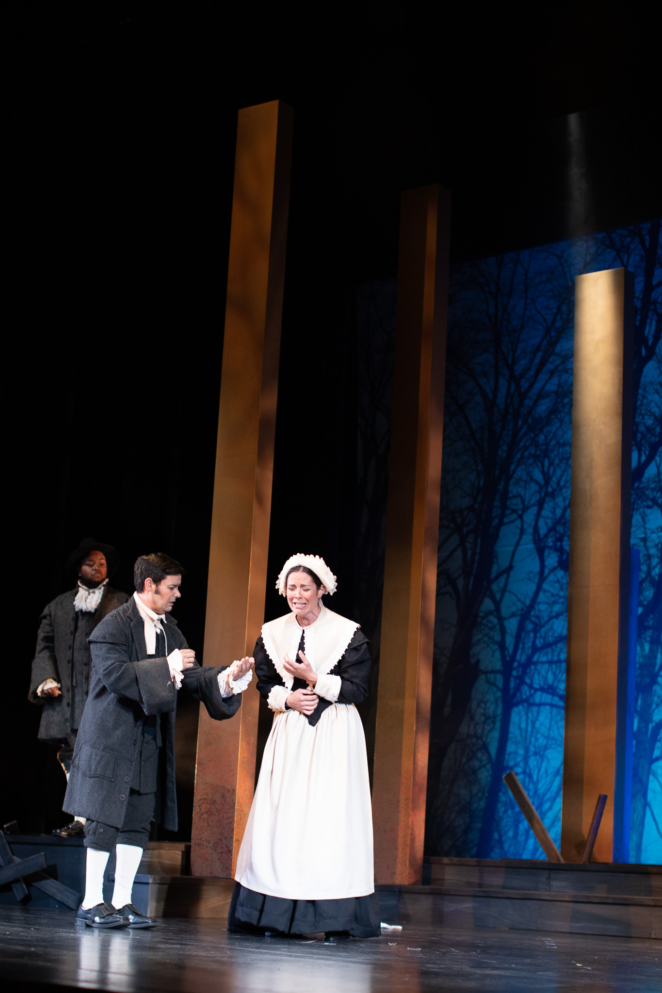 Ann Putnam in The Crucible with Opera Santa Barbara