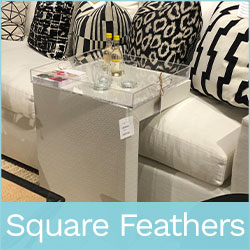 Square Feathers
