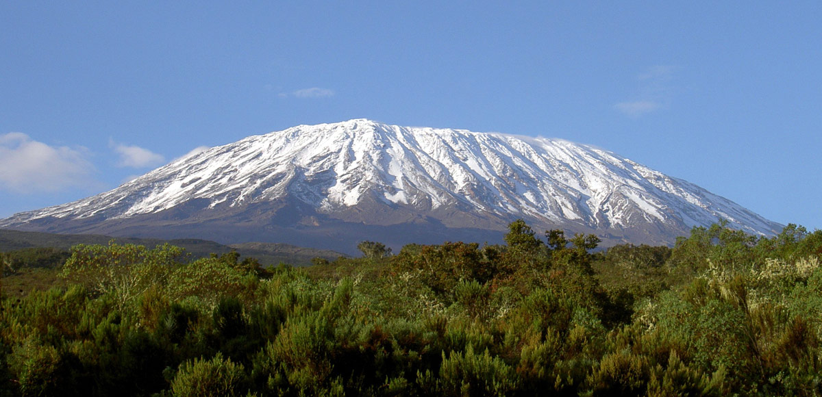 Raising Kilimanjaro