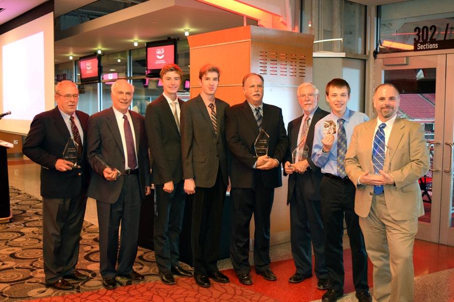 Award winners of May We Help Legendary Leadership Gala 2016