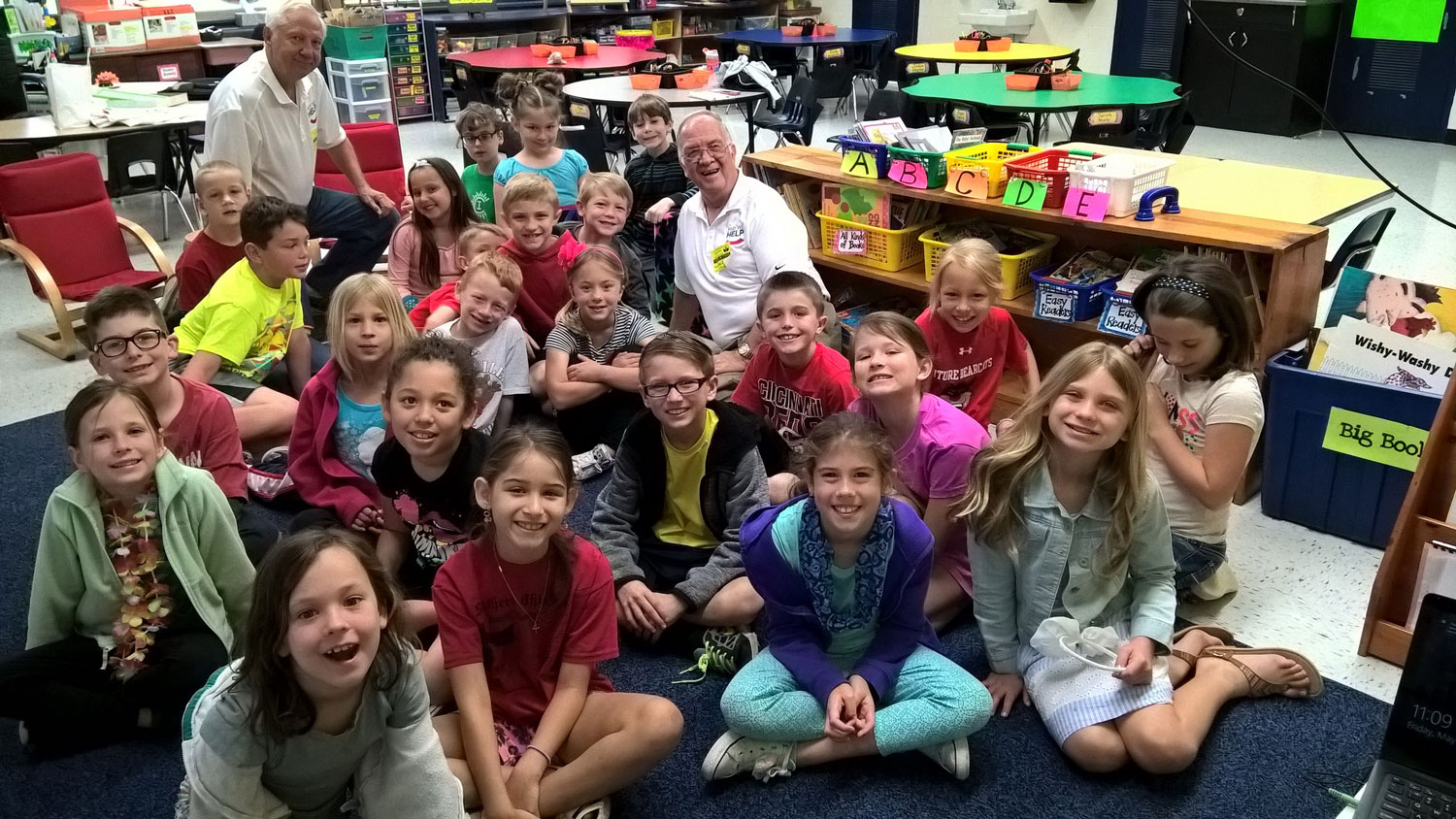 Dulles Elementary School Enrichment Day