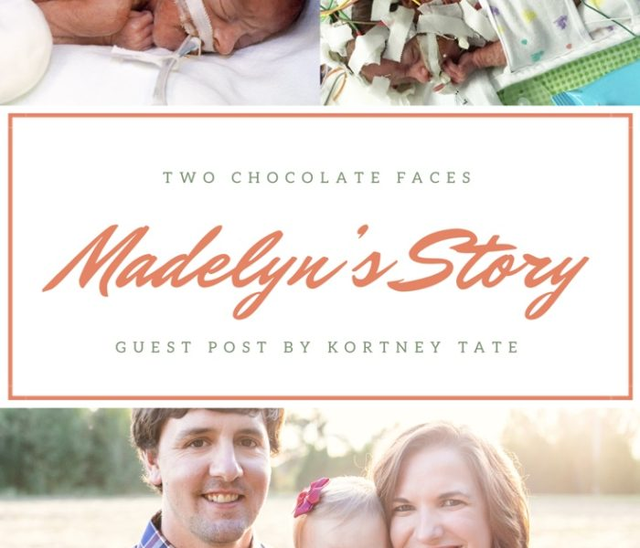 Guest Post: Madelyn's Story