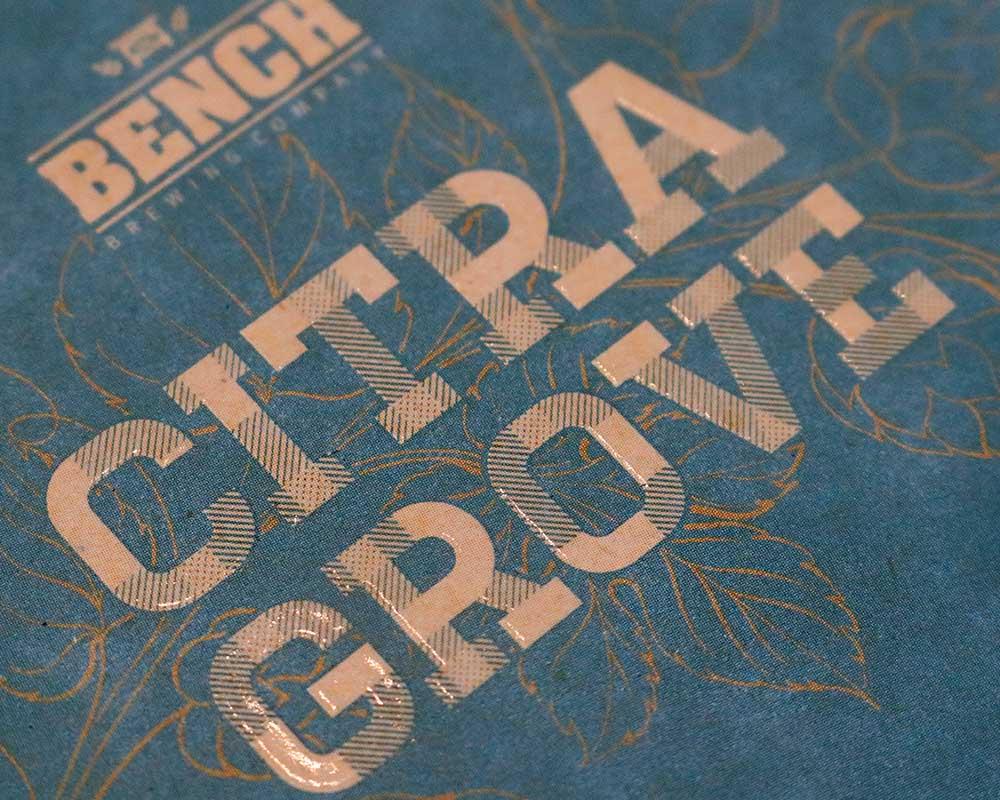 Bench Citra Grove