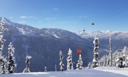 Esquiar en Canadá: conoce Whistler, la mejor estación de esquí en el país