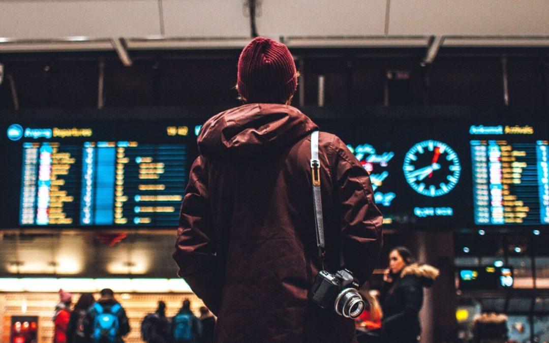 Qué hacer si pierdes el vuelo de conexión internacional