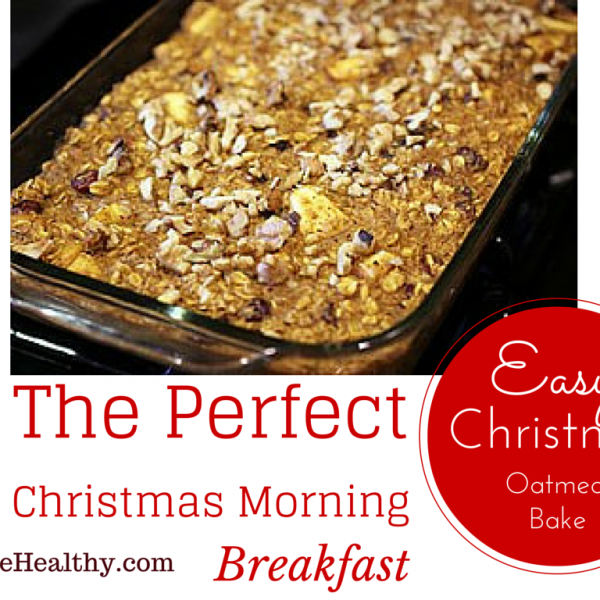 An easy Christmas morning breakfast that you can make ahead of time.