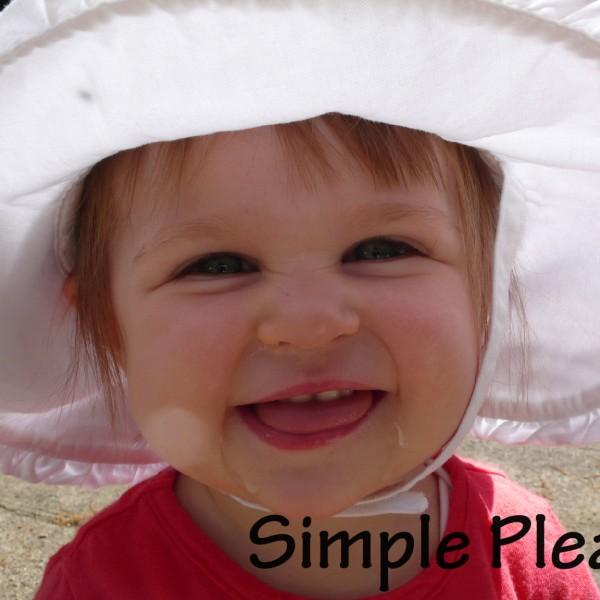 Simple pleasures. One simple list.
