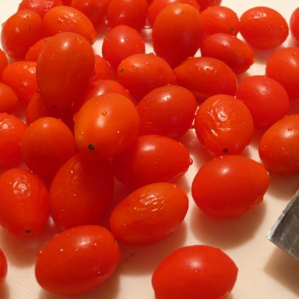 Sad tomatoes. Happy times.
