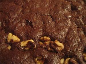 Dark Chocolate Flourless Brownies: Recipe 12 of 12