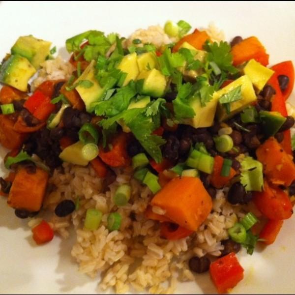 Greens, Beans & Grains: Recipe 4 of 12