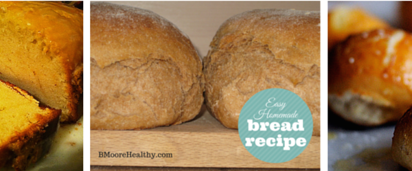 Healthy Recipes Roundup – 19 Bread Recipes