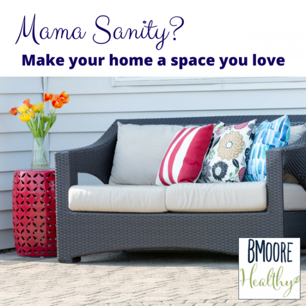 Make your home a space you love