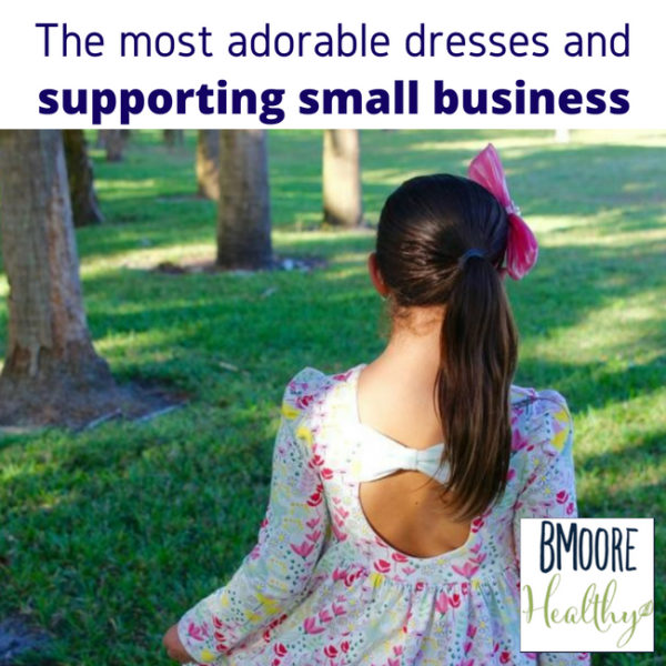 The most adorable dresses and supporting small business