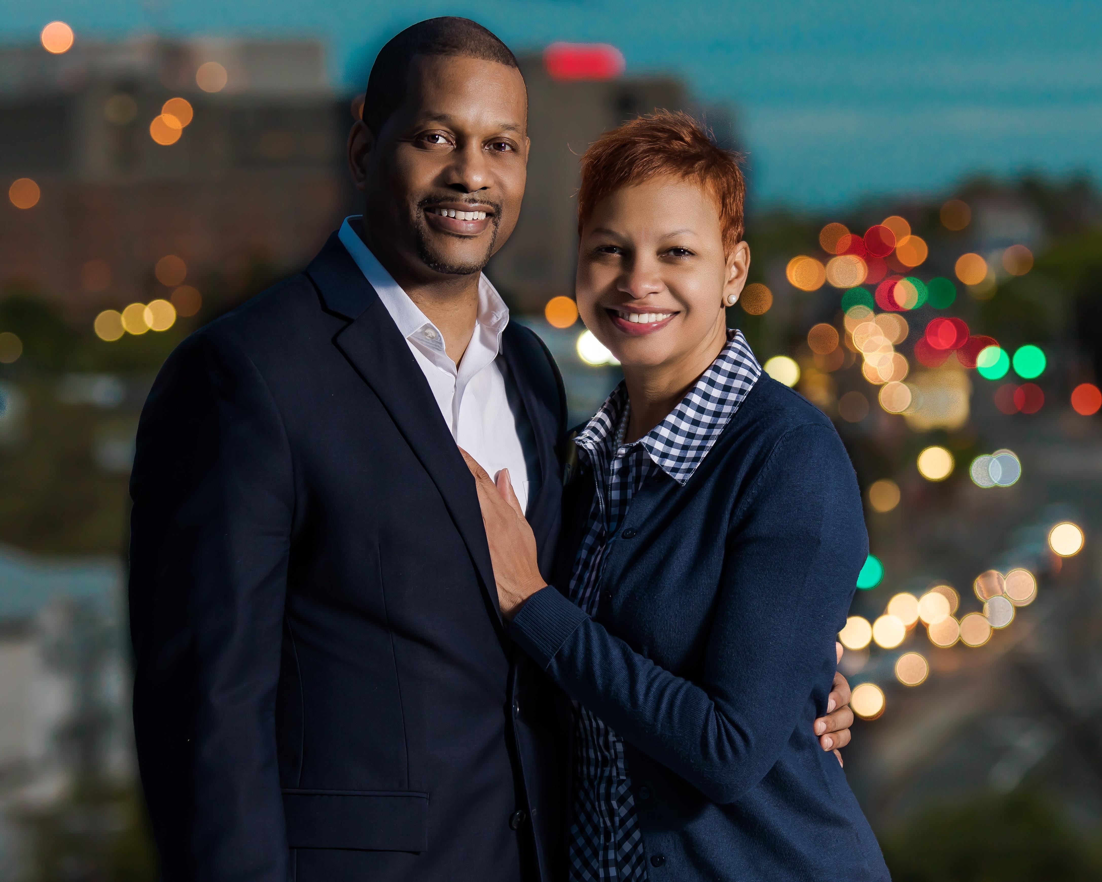Rev. Keith Wilks Sr. & Sis Tiffany Wilks