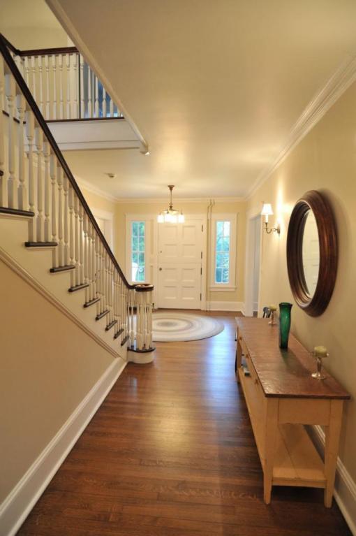 New floor color