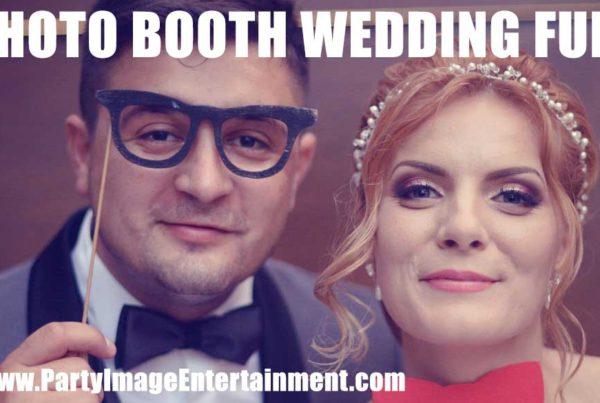 Photo Booth wedding fun