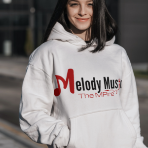 Melody Music Hoodie For Women
