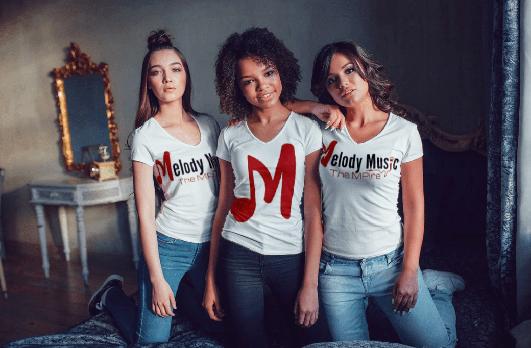 Music Band T-shirts for women