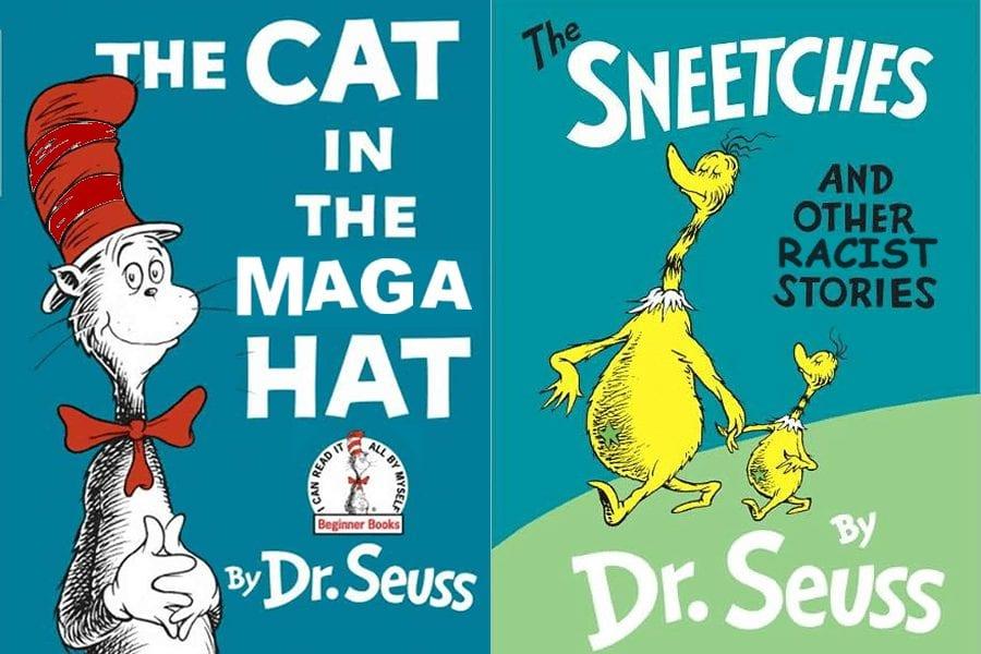 Dr Seuss Liberal Books