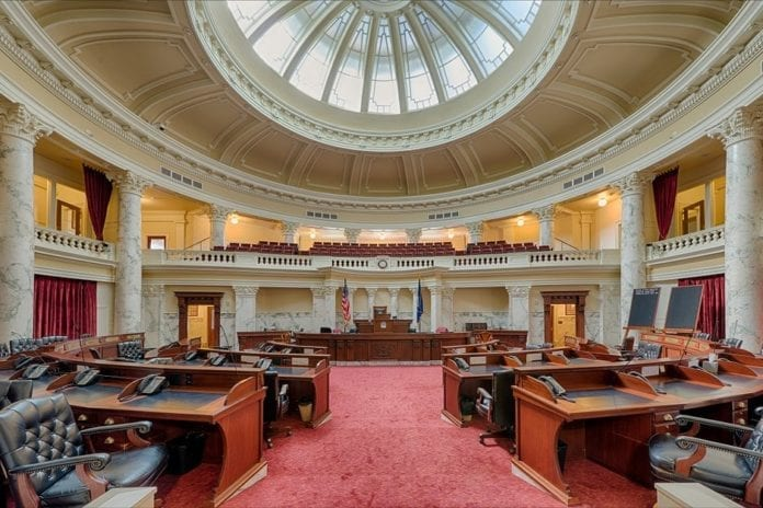 Idaho State Senate Election
