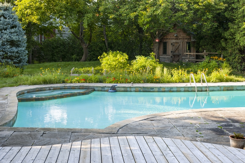 What to Consider Before Buying a House with a Pool