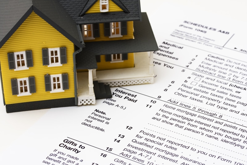 What You Should Know About Owning a Home and Taxes